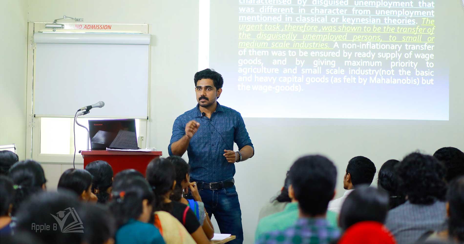 UGC NET Paper 1 Coaching in Kerala